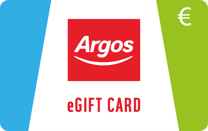 Argos ie card